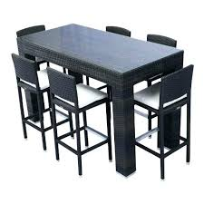 counter height bistro set counter height outdoor dining set interesting pub height outdoor dining sets best