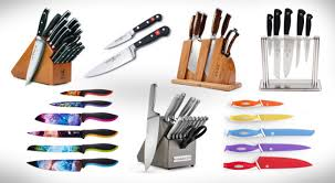 You'd be surprised how much difference a good knife makes when you're working in the kitchen. 15 Sets Of The Best Kitchen Knives On The Market Today Brobible