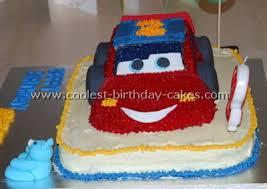 Coolest Car Birthday Cakes