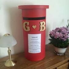 How To Decorate A Wedding Post Box August 100 Make of the Month Competition Wedding post box Post 40