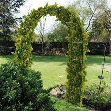 garden arch metal garden arch