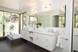 modern bathroom vanity lighting. Bathroom Vanity Lights Modern With Lighting Corner Bathtub. Image By: One Week Bath Inc O