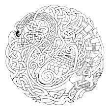 advanced mandala coloring pages printable at free 2 page