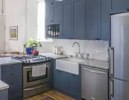 blue painted kitchen cabinets. Kitchen:Excellent Blue Painted Kitchen Cabinets Shaker Gray:Blue Cabinets:navy N