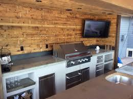 outdoor kitchen countertops material part 2