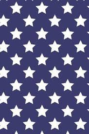 Patriotic Pattern United States Of America 12 Graph Paper