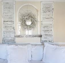 wonderful inspiration shutter wall decor decorating with old shutters taking and an arch window for a focal ideas panel