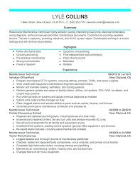 Proper Format For A Resume Magnificent Hvac Installer Resume Samples Elegant Of Unique The Proper Examples