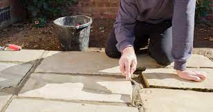 how to lay paving slabs for your patio