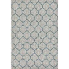 outdoor gray 6 x 9 indoor outdoor rug gray brown aquamarine black rust red
