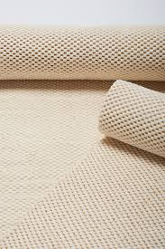 using a rug pad under your area rug is a key element in keeping your home safe stable non shifting rugs are safer to walk on and also suffer less wear