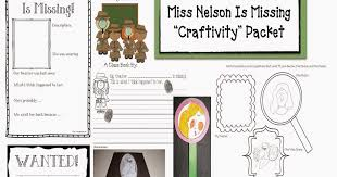 Miss Nelson Is Missing Worksheets Free Worksheets Library ...