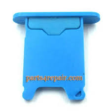 nokia lumia 920 blue. sim card tray for nokia lumia 920 -blue blue