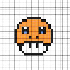 8 Bit Pixel Art Minecraft Templates Mario Hellotojoy Co