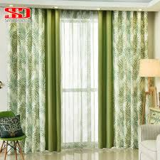 Printed Curtains Living Room Online Get Cheap Window Shades Curtains Aliexpresscom Alibaba