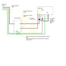 night light bathroom fan switch wiring diagram wiring diagram i have a broan qtxe110flt fan i need a simple diagram on double switch wiring diagram fan light for bathroom diagrams for wiring bathroom fan and lights
