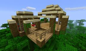 Small Picture minecraft simple jungle treehouse Google Search Minecraft