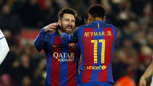 Goals Bt Ween Messi And Neymar Jr Neymar Jr 'Messi is out of this world' FC Barcelona 19 115616