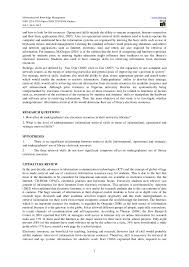 information retrieval skills and use of library electronic resources   2