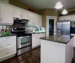 Simple White Kitchen Cabinets Amazing Light Grey Kitchen Cabinets In White Oak Kitchen Craft