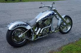 custom chopper bikes