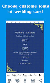 Wedding Invitation Maker App Mofohockeyorg