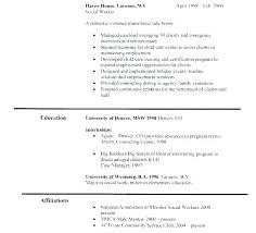 Social Work Resume Sample Impressive Sample Of Social Worker Resume Case Manager Resume Samples Case