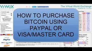 how to bitcoin with paypal visa master card skrill okpay you