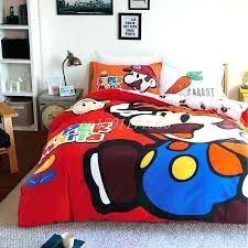 super mario bed sets brothers bedding mint bedding set full for super brothers twin sheet set super mario bed sets