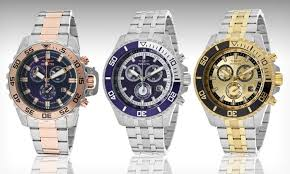 invicta men watches best watchess 2017 invicta men s pro diver watches groupon goods