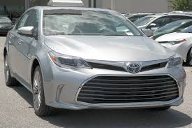 New 2018 Toyota Avalon Limited 4dr Car in Orlando #8350004 ...