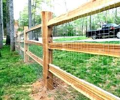 Cattle Panel Fence Diy Fence Welded Wire Redwood Fence Custom Build