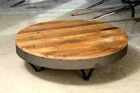 round wood coffee tables custom reclaimed barn wood coffee table by design ltd solid wood coffee round wood coffee tables