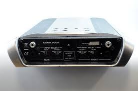 infinity amplifier. infinity kappa four 4 channel amplifier oem genuine - euro car upgrades jku.com a