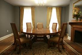 big round dining table round dining table for