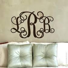 wall monogram large wall monogram family monogram wall art wooden initials decorative monogram letters hanging monogram initials wall monogram decal