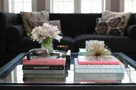 coffee table book dekorasyon