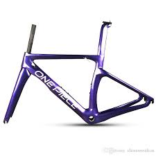 diy carbon frame chameleon paint new design 3k 1k glossy matte surface road bike bicycle carbono frameset fork seatpost headset included frame