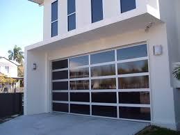 clear glass garage door. Glass Garage Door : Designs Modern Clear O