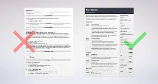 Entry Level Programmer Resume Programmer Resume Sample Complete Guide [24 Examples] 16