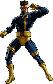 scott summers aka cyclops son of father christopher summers mother katherine summers