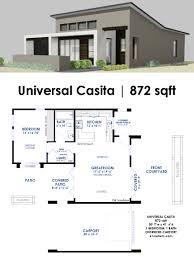 universal design house plans one story new universal casita house plan