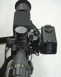 <b>Night Vision Riflescope</b>