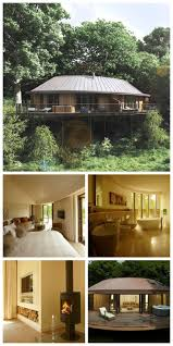 1 Bedroom Romantic Treehouse In England Kent BleanFamily Treehouse Holidays Uk