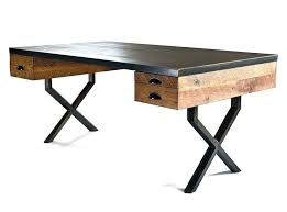 reclaimed wood executive desk best images on standing desks woodwork and desk ideas lauren reclaimed wood