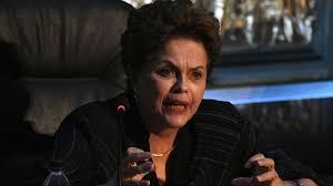 Resultado de imagen para PRESIDENTA ROUSSEFF DE BRASIL RATIFICÓ SU VOLUNTAD DE DENUNCIAR LA PERSECUCIÓN POLÍTICA CONTRA EL EXMANDATARIO.