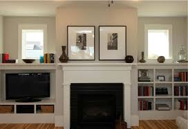 Fireplace Built Ins Craftsman Style Fireplace With Built Ins That Dont Have To Match
