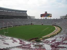 Bryant Denny Stadium View From Section N1 Vivid Seats