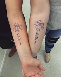 17 восхитительных татуировок для сестер чтобы увековечить вашу