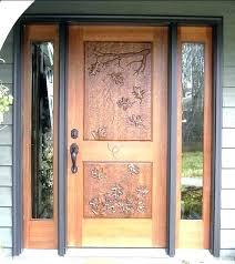 glass front door designs. Modern Wood And Glass Front Doors Wooden Main Design Pictures Lovable . Door Designs
